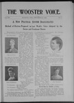 Wooster voice. (Wooster, Ohio), 1905-09-25 by Wooster Voice Editors