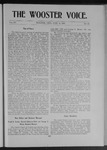 Wooster voice. (Wooster, Ohio), 1906-06-14 by Wooster Voice Editors