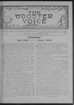 Wooster voice. (Wooster, Ohio), 1907-09-24 by Wooster Voice Editors