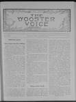 Wooster voice. (Wooster, Ohio), 1907-10-09 by Wooster Voice Editors