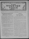 Wooster voice. (Wooster, Ohio), 1907-10-30 by Wooster Voice Editors