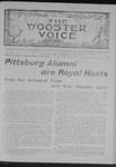 Wooster voice. (Wooster, Ohio), 1907-11-27 by Wooster Voice Editors