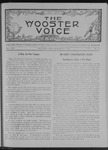 Wooster voice. (Wooster, Ohio), 1907-12-04 by Wooster Voice Editors
