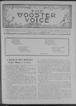 Wooster voice. (Wooster, Ohio), 1907-12-11 by Wooster Voice Editors