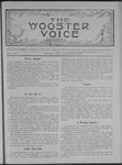 Wooster voice. (Wooster, Ohio), 1908-02-26 by Wooster Voice Editors