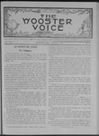 Wooster voice. (Wooster, Ohio), 1908-03-04 by Wooster Voice Editors