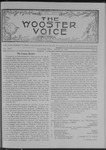 Wooster voice. (Wooster, Ohio), 1908-03-25 by Wooster Voice Editors