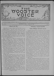 Wooster voice. (Wooster, Ohio), 1908-04-22 by Wooster Voice Editors