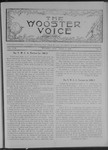 Wooster voice. (Wooster, Ohio), 1908-04-29 by Wooster Voice Editors