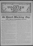 Wooster voice. (Wooster, Ohio), 1908-05-06 by Wooster Voice Editors