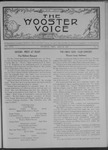 Wooster voice. (Wooster, Ohio), 1908-05-20 by Wooster Voice Editors