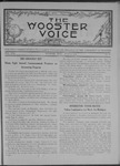 Wooster voice. (Wooster, Ohio), 1908-06-03 by Wooster Voice Editors