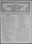 Wooster voice. (Wooster, Ohio), 1908-06-10 by Wooster Voice Editors