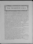 Wooster voice. (Wooster, Ohio), 1908-11-03