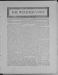 Wooster voice. (Wooster, Ohio), 1908-12-15 by Wooster Voice Editors