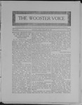 Wooster voice. (Wooster, Ohio), 1909-01-12