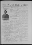 Wooster voice. (Wooster, Ohio), 1909-12-08 by Wooster Voice Editors