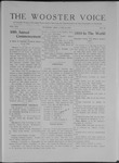 Wooster voice. (Wooster, Ohio), 1910-06-14 by Wooster Voice Editors