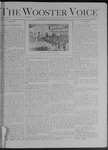 Wooster voice. (Wooster, Ohio), 1910-10-26 by Wooster Voice Editors