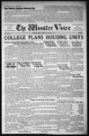 The Wooster Voice (Wooster, OH), 1946-01-17