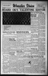 The Wooster Voice (Wooster, OH), 1947-04-25