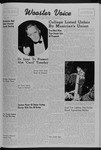 The Wooster Voice (Wooster, OH), 1950-12-14 by Wooster Voice Editors