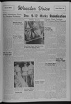 The Wooster Voice (Wooster, OH), 1951-11-09
