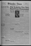 The Wooster Voice (Wooster, OH), 1952-05-23