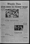 The Wooster Voice (Wooster, OH), 1952-10-31