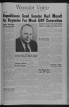 The Wooster Voice (Wooster, OH), 1956-02-24