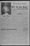 The Wooster Voice (Wooster, OH), 1958-05-09