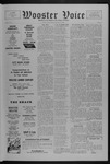 The Wooster Voice (Wooster, OH), 1958-11-14
