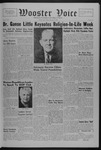 The Wooster Voice (Wooster, OH), 1959-02-06 by Wooster Voice Editors