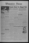 The Wooster Voice (Wooster, OH), 1959-02-13 by Wooster Voice Editors