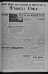 The Wooster Voice (Wooster, OH), 1960-02-12 by Wooster Voice Editors