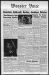 Wooster voice. (Wooster, Ohio), 1960-09-30 by Wooster Voice Editors