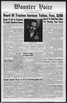 The Wooster Voice (Wooster, OH), 1960-10-21 by Wooster Voice Editors