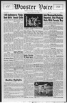The Wooster Voice (Wooster, OH), 1960-10-28 by Wooster Voice Editors