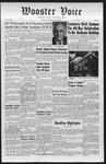 The Wooster Voice (Wooster, OH), 1960-11-04 by Wooster Voice Editors