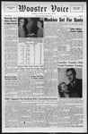The Wooster Voice (Wooster, OH), 1960-11-11 by Wooster Voice Editors