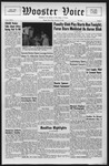 The Wooster Voice (Wooster, OH), 1960-11-18 by Wooster Voice Editors