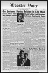 The Wooster Voice (Wooster, OH), 1962-02-09