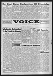 The Wooster Voice (Wooster, OH), 1970-11-20