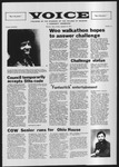 The Wooster Voice (Wooster, OH), 1972-01-14
