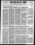 The Wooster Voice (Wooster, OH), 1973-11-02
