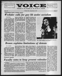 The Wooster Voice (Wooster, OH), 1974-03-01