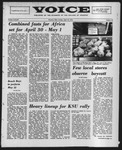 The Wooster Voice (Wooster, OH), 1974-04-19