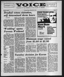 The Wooster Voice (Wooster, OH), 1974-05-03