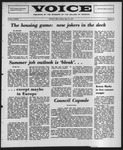 The Wooster Voice (Wooster, OH), 1974-05-31