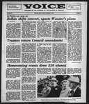 The Wooster Voice (Wooster, OH), 1974-11-01